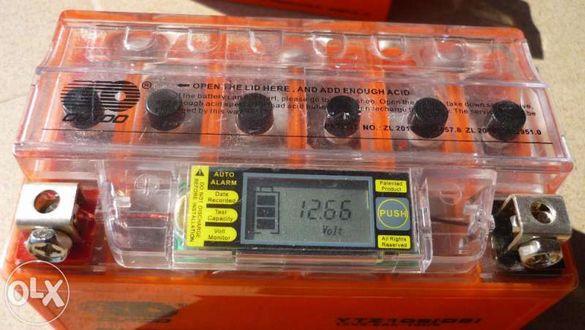 продавам ;Акумулатор,батерия. Много силен акумолатор за скутер,мотори