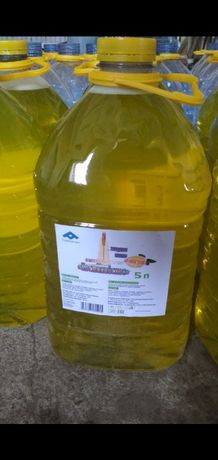 Мыло жидкое 5 л (средство для мытья посуды)
