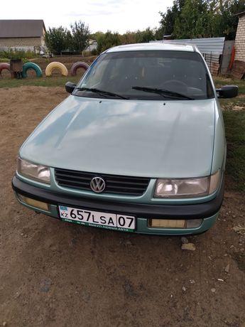 Продам автомобиль  фольцваген б 4 1994г газ бензин в отличном состояни