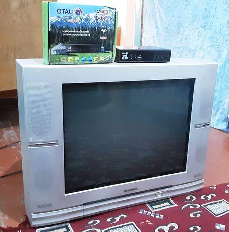 Toshiba телевизор с otau tv