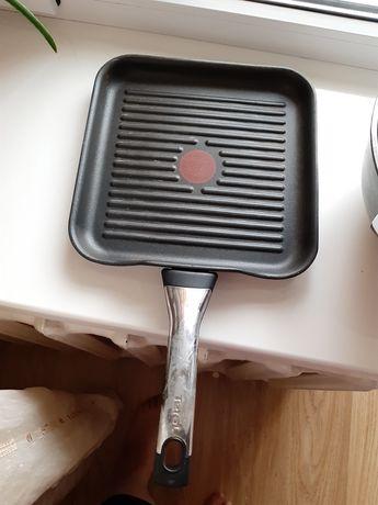 Сковорода гриль. Тефаль Франция