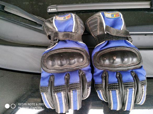 Детски моторджийски ръкавици