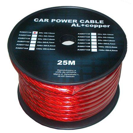 cablu auto putere cablu putere cablu statie auto cablu subwoofer