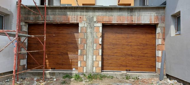 Usa Garaj Sectionala Stejar - Cluj