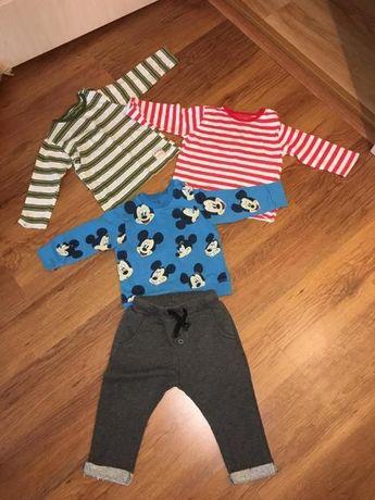 Детско панталонче и блузки