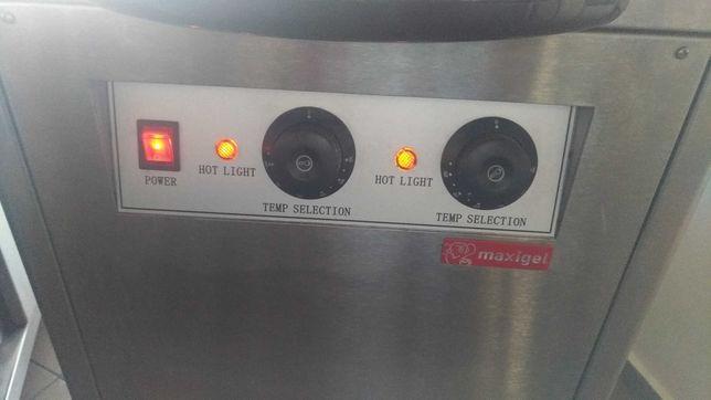 Dispenser farfurii calde
