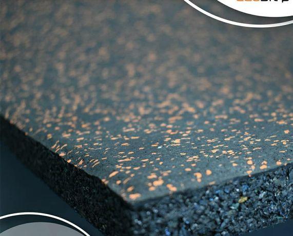 Резиновое покрытие (рулон.6-20мм) противоскользящее