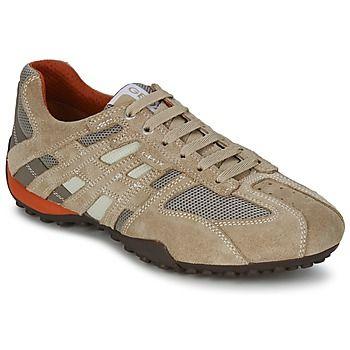 Pantofi sport Geox Snake K bej