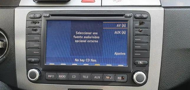 Adaptor Bluetooth pentru Volkswagen MFD2 RNS RNS2 VW SKODA (AUX)