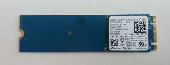 Ssd M2 x2-2280 nvme Western Digital