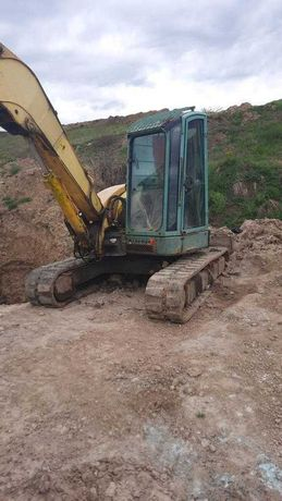 Dezmembrez Miniexcavator Yanmar Vio 75