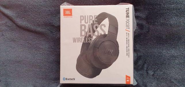 Casti JBL Tune 700BT wireless negre