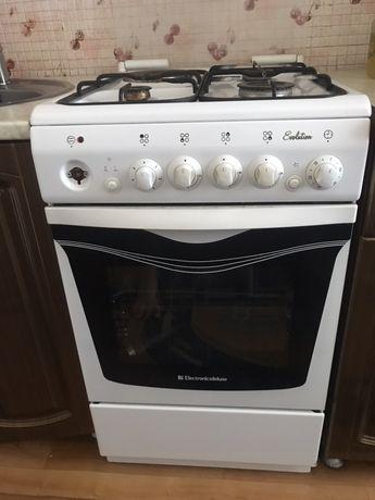 Комбинированная газовая плита