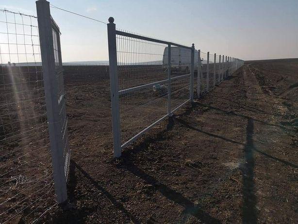 Garduri , constructie gard , gard din plasa,ingradire, imprejmuire