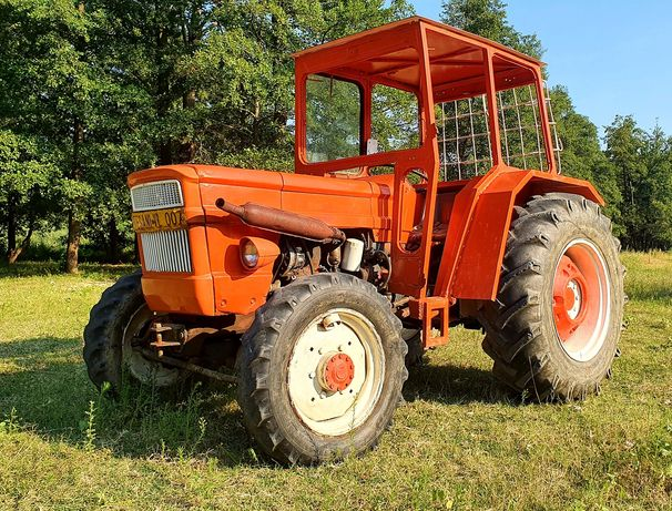 Tractor Fiat DT 550 4x4