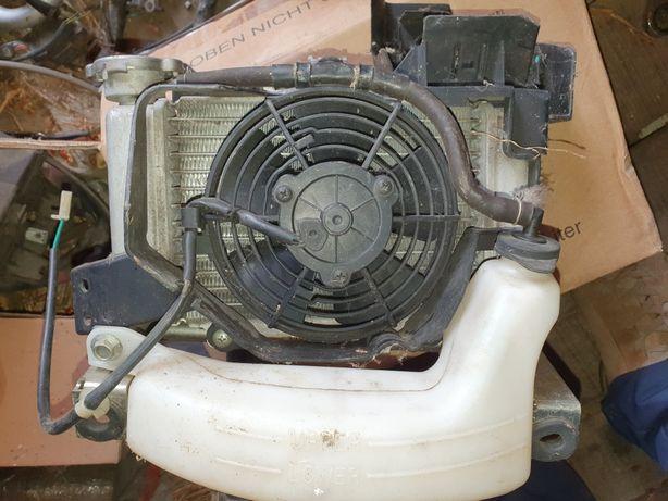Radiator atv china.honda.yamaha.bashan