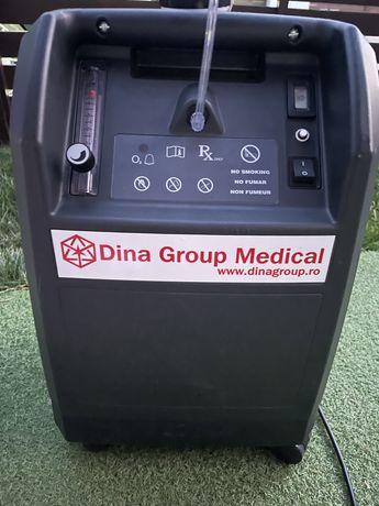 Aparat Oxigen Concentrator 5-10L inchiriere NON STOP livrare domiciliu