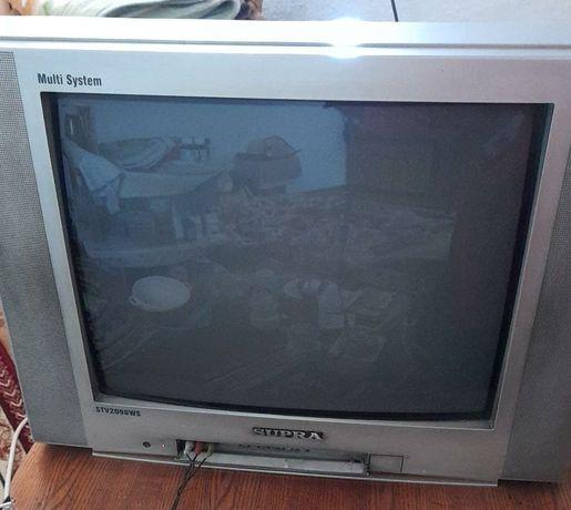Телевизор  Supra