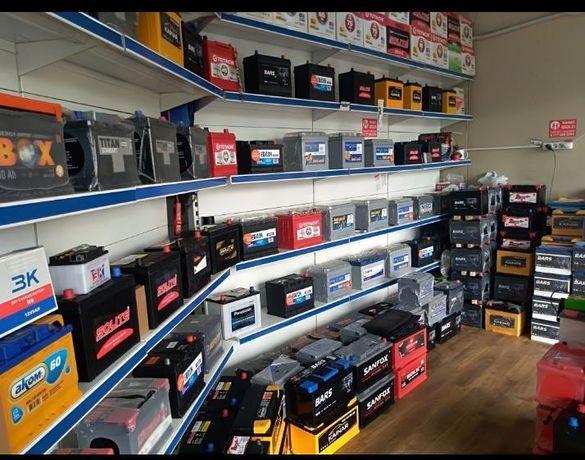 Продажа, ремонт и зарядка аккумуляторов от 10 тысяч и выше