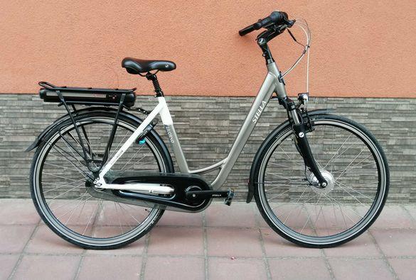 Електрически алуминиев велосипед Stella Livorno 2018г**НОВ**