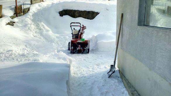 Роторен снегорин