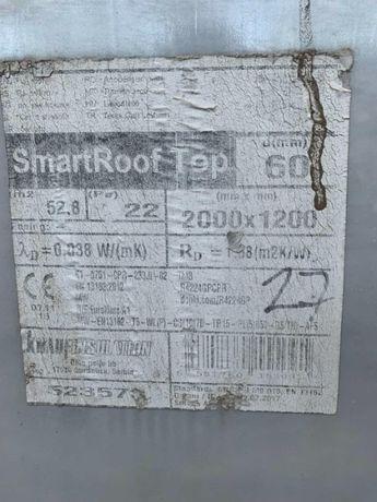 Минерална вата с дебелина 6 см - KNAUF SMARTROOF TOP