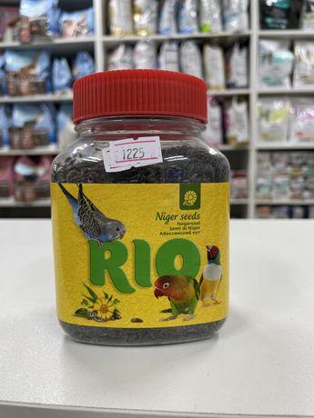 Абиссинский нуг. Дополнитеььный корм для декоративных птиц