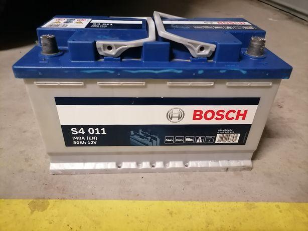 Baterie auto Bosch 80 amperi