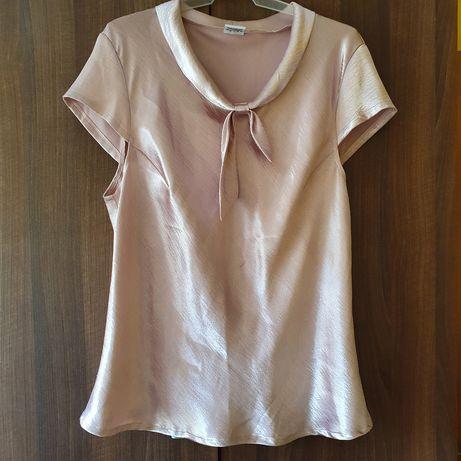 Bluza roz pudrat damă