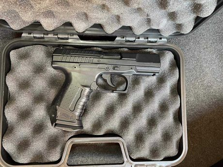 Pistol Airsoft Walther P99DAO=>Upgrade 4,6jouli PACHET COMPLET
