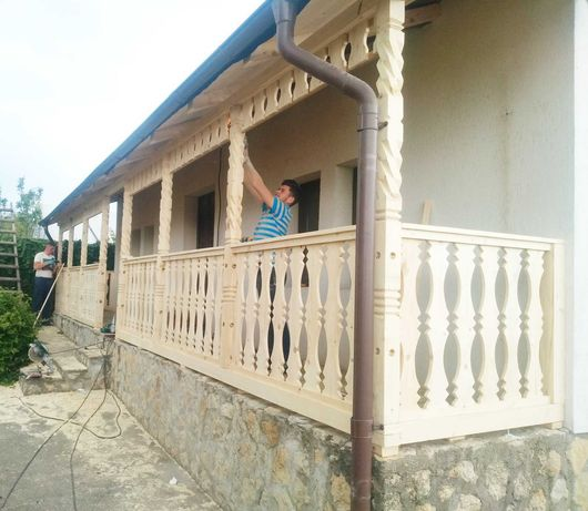 foisoare terase si constructii din lemn