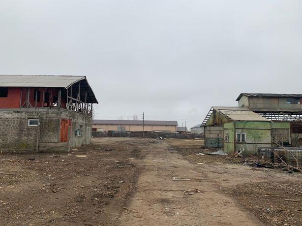 Teren Ploiești platforma industriala OMV-Petrom