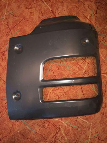 Ochelar stanga metalic Man TGA/TGS/TGX 81.41610.5603/01
