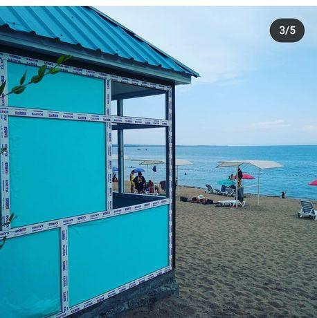 Пластиковые окна двери витражи, тёплая серия, фасад