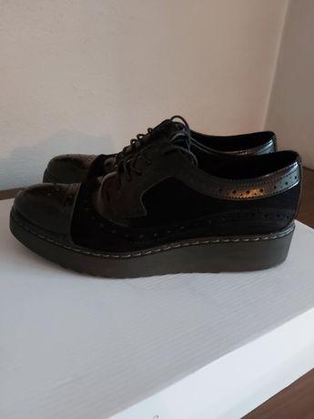 Pantofi oxford damă
