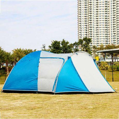6224 Люкс палатка для приятного отдыха на 3 персоны туризм подарок