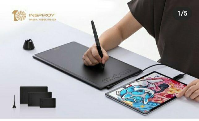 Графически планшет HUION 1060 PLUS,планшети