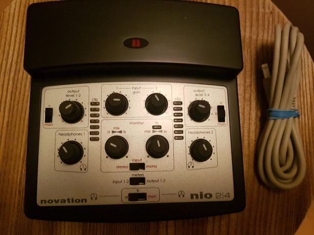 Novation nio2/4