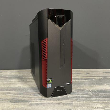 Игровой компьютер Acer nitro i5 9th gtx 1650