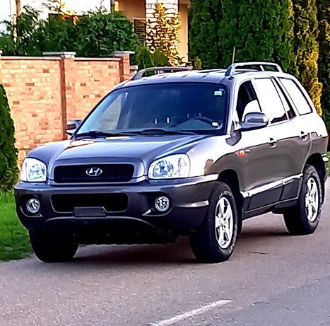 Hyundai Santafe 4×4