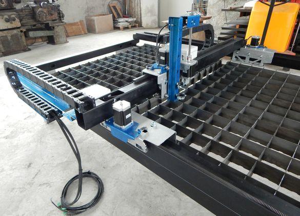 ЦНЦ плазма/CNC Plasma 1300/2550 от производител