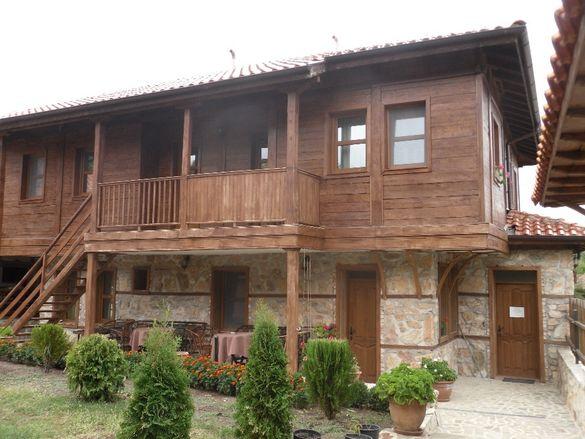 Къщи за гости- Милка Чайкова