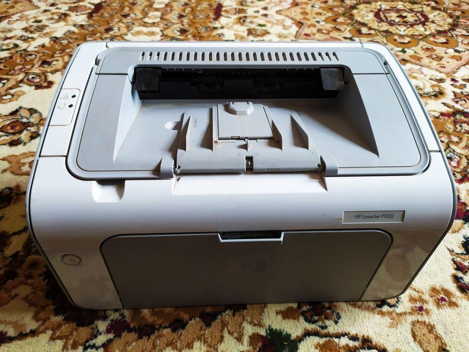 Принтер HP LaserJet 1102 Теренозек - изображение 1
