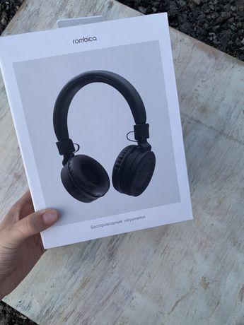 Bluetooth гарнитура(наушники) Rombica MySound BH-11, Black