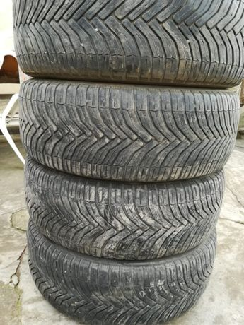 Anvelope all-season Michelin CrossClimate 205/55/R16, fabricate 2016
