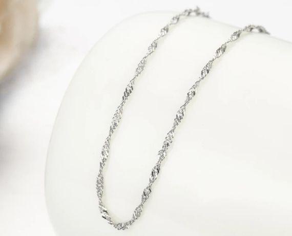 Lănțișoare argint (S925) pentru femei 40/45/50 cm lungime