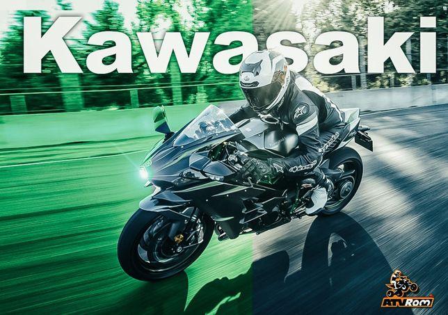 Motociclete Kawasaki 2021