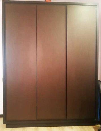 шкаф для одежды венге