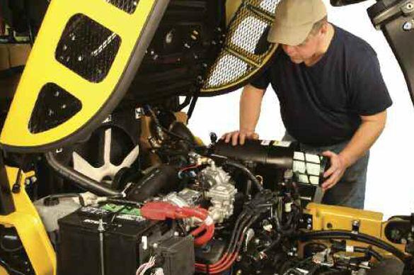 Сервиз и ремонт на мотокари, палетни колички и хидравлика