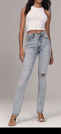 Новые джинсы abercrombie and fitch